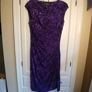 Lauren Sleeveless Dress Size 8